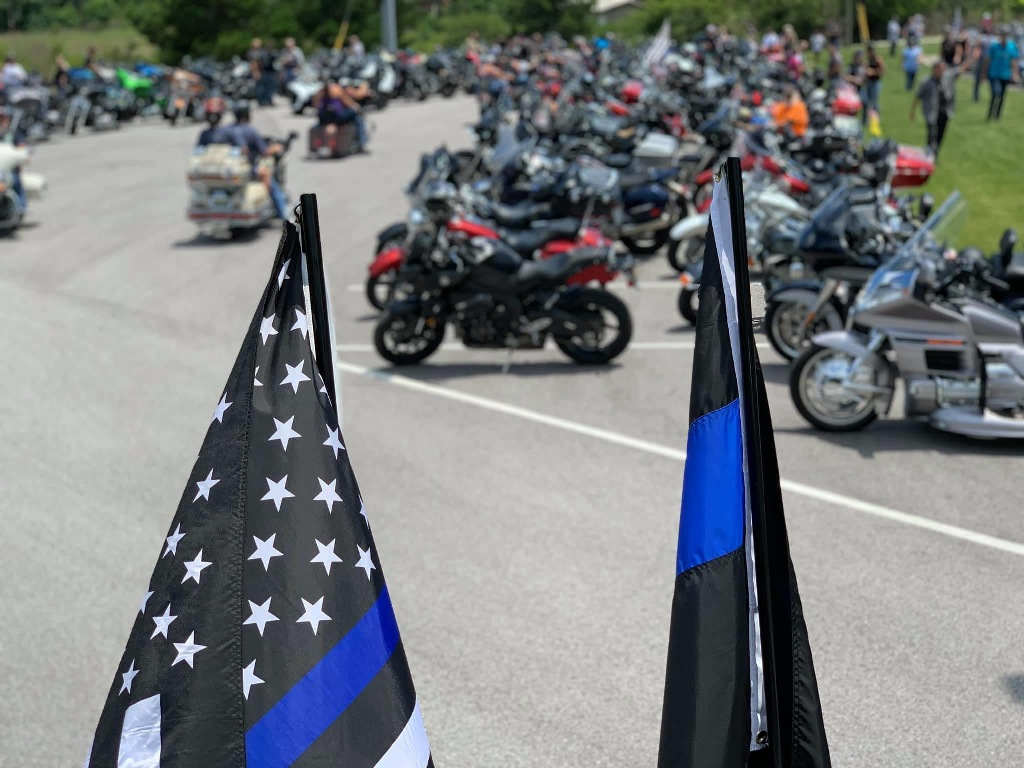 2020 Ride to honor Lt. Stephen Williams 14