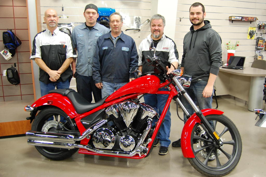 Biker Build-Off Winners at Shawnee Cycle Plaza - Shawnee, Kansas - Cycle Connections Motorcycle ...
