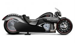 Victory Pro Stock motorcycle
