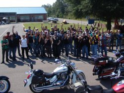 8th Annual Joshua Berry Ride for the Burkett Center - Morris, Alabama