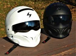 Review: Scorpion's Shape-Shifting Covert 3-in-1 Helmet By: Gary Ilminen