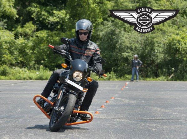 Harley-Davidson Makes Learning to Ride Easier Than Ever with Limited Time Promotion.
