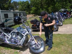Blessing of the Bikes - Birmingham, Alabama
