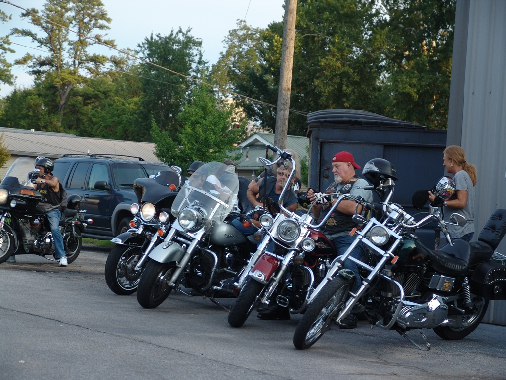 2020 Legion Post 107 Hosts Faith Riders Blessing of the Bikes 25