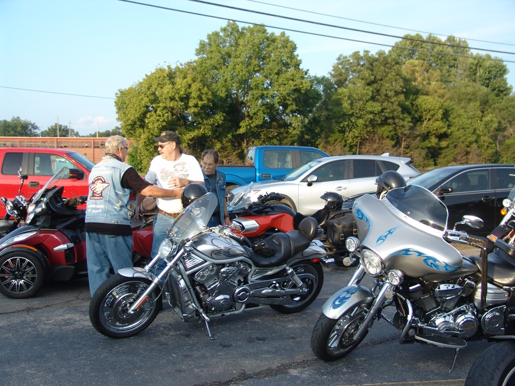 2020 Legion Post 107 Hosts Faith Riders Blessing of the Bikes 3