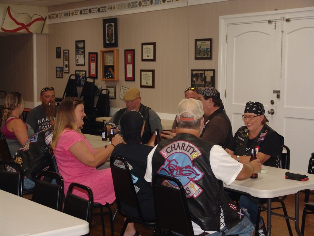 2020 Legion Post 107 Hosts Faith Riders Blessing of the Bikes 33