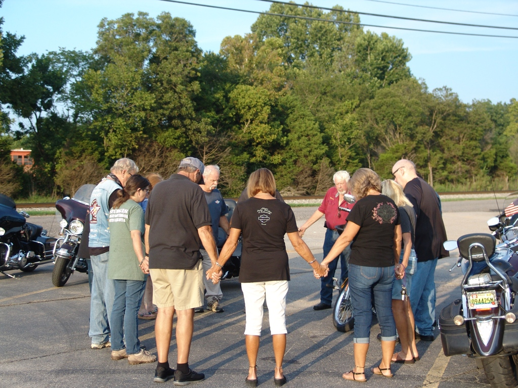 2020 Legion Post 107 Hosts Faith Riders Blessing of the Bikes 5