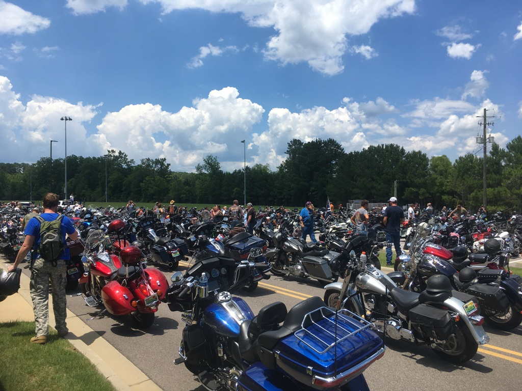 2020 Ride to honor Lt. Stephen Williams 10