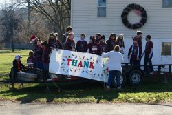 Eldridge House Toy Run : Pictures Courtsy of: John McDonald-Article:Christin Elders