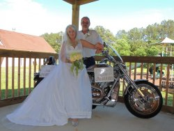 Alabama Wedding for One of Cycle Connections' Own!